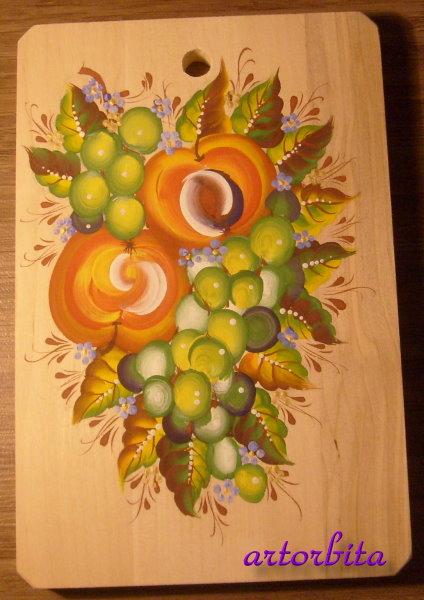 рисунки для росписи деревянных досок.