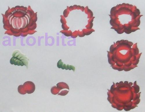 Цветы из атласных лент своими руками пошагово