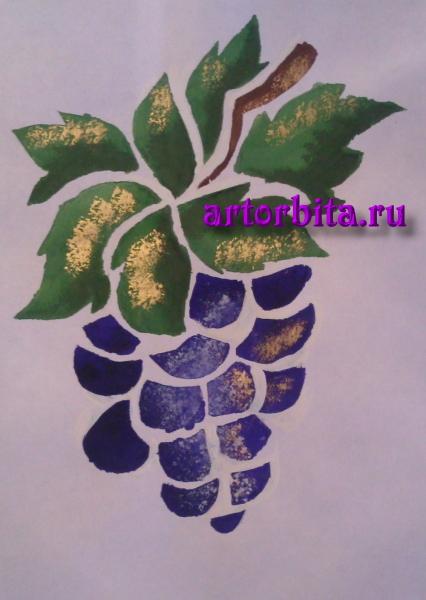 Лозы рисунок виноградной лозы рисунки